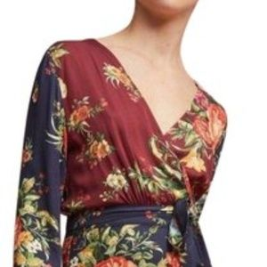 Anthropologie Dresses - NWT Anthropologie/Farm Rio Audrey Wrap Dress